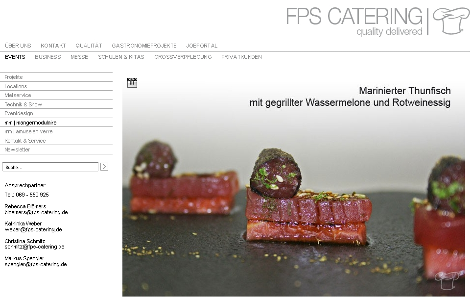 FPS CATERING