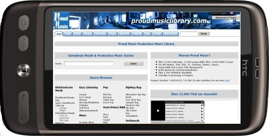 Proud Music Library Update: Rund 100 neue Tracks online