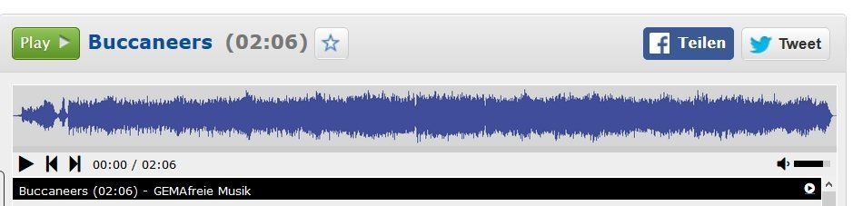 New media player with waveform view online » Royalty Free Music Blog